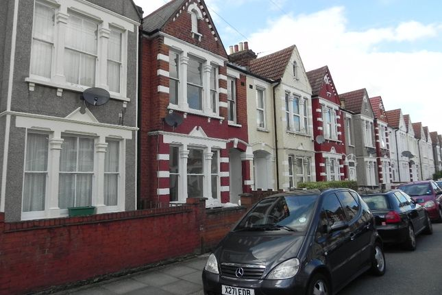 Thumbnail Terraced house to rent in Heaton Road, Mitcham