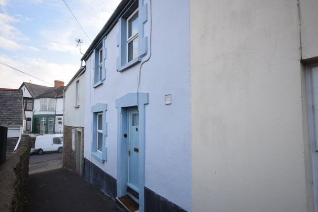 Thumbnail Cottage to rent in New Row, Bideford, Devon