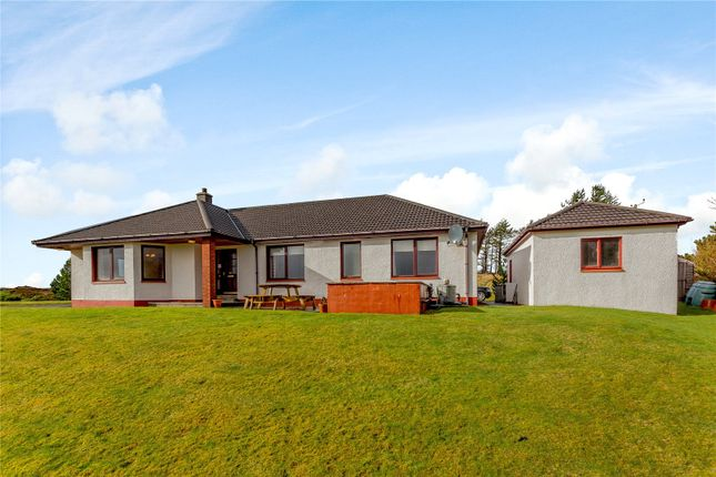 Thumbnail Detached house for sale in 51 Mellon Charles, Aultbea, Achnasheen, Ross-Shire