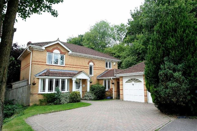 Thumbnail Detached house to rent in Withybed Way, Thatcham