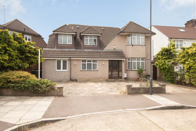 Thumbnail Detached house for sale in Whittington Way, Pinner