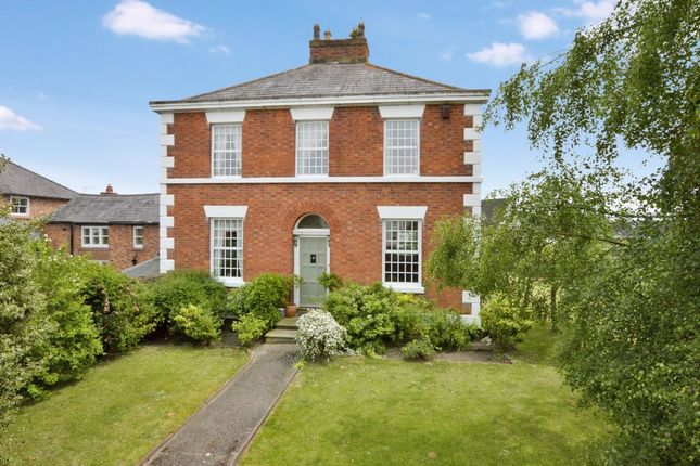 Thumbnail Semi-detached house for sale in Castle Street, Holt, Wrexham