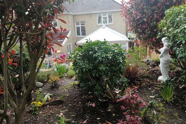 Garden of Church Road, Tonteg, Pontypridd CF38