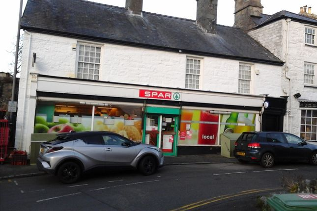 Thumbnail Retail premises for sale in High Street, Harlech
