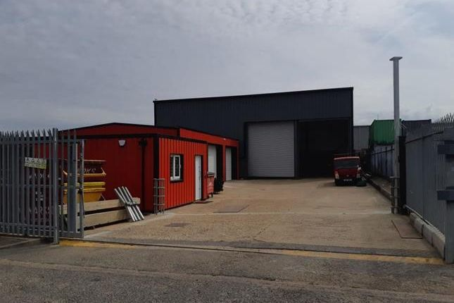Thumbnail Light industrial for sale in Unit 2, Ridley Road, Burnt Mills, Basildon, Essex