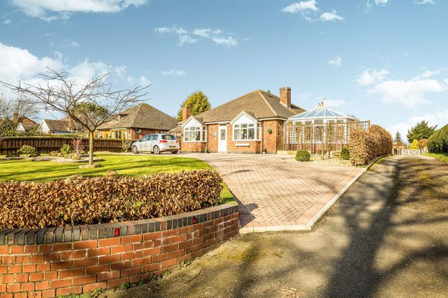 Thumbnail Detached bungalow for sale in Delamere Street, Winsford