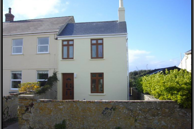 3 bed semi-detached house for sale in La Trigale, Alderney