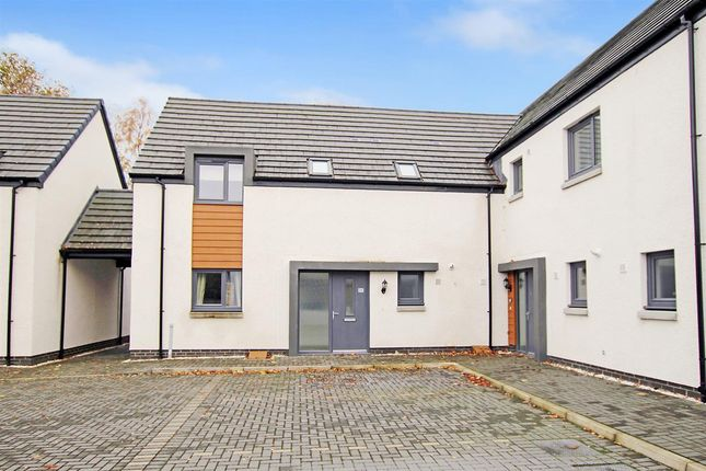 Thumbnail End terrace house for sale in Citizen Jaffray Court, Cambusbarron, Stirling