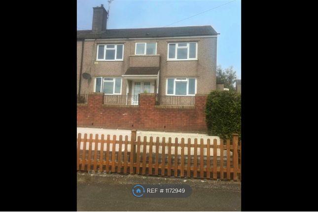 Thumbnail Flat to rent in Upland Drive, Trevethin, Pontypool