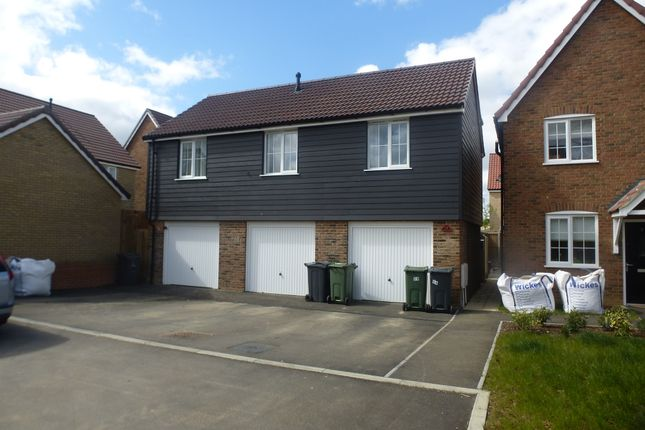 Thumbnail Flat for sale in Eastern Road, Watton, Thetford