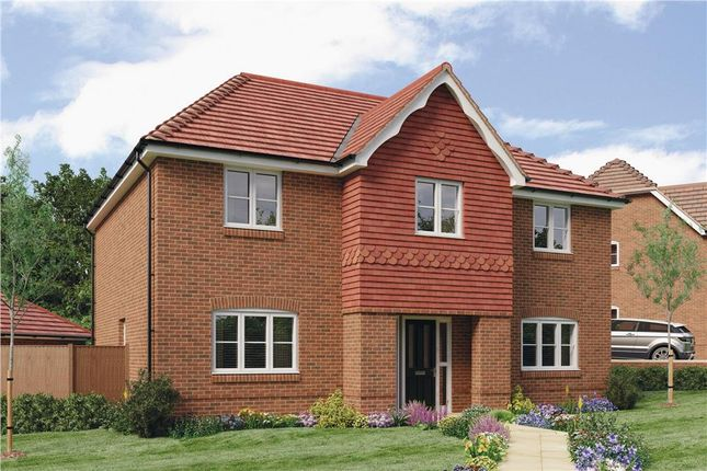 "Thumbnail Detached house for sale in ""Chichester"" at Worthing Road, Southwater, Horsham"