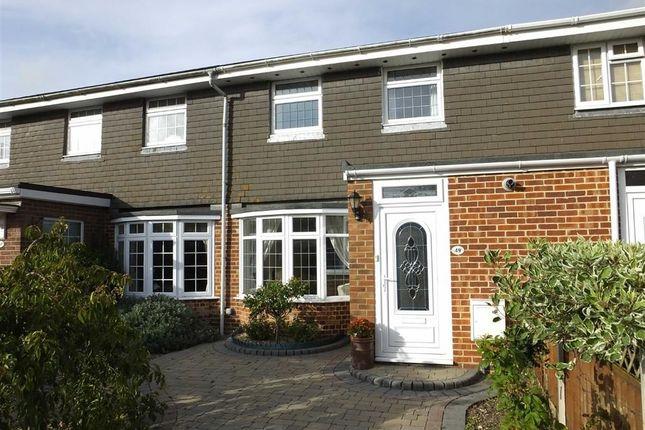 Thumbnail Terraced house to rent in Ridgefield Gardens, Highcliffe, Christchurch
