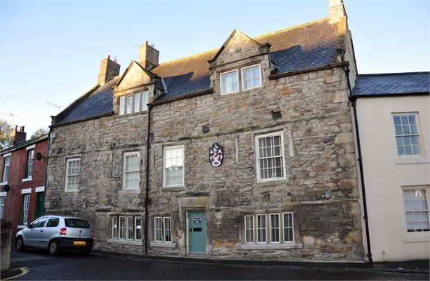 Thumbnail Property for sale in Holy Island House, Gilesgate, Hexham