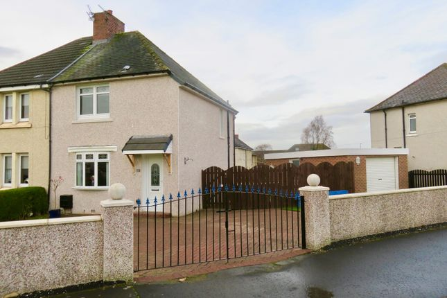 Thumbnail Semi-detached house for sale in Calder Drive, Mossend