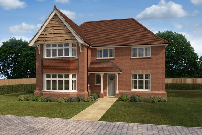 Thumbnail Detached house for sale in The Avenues At Westley Green, Dry Street, Langdon Hills