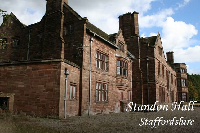 Thumbnail Property for sale in Standon Hall Standon Hall, Stafford
