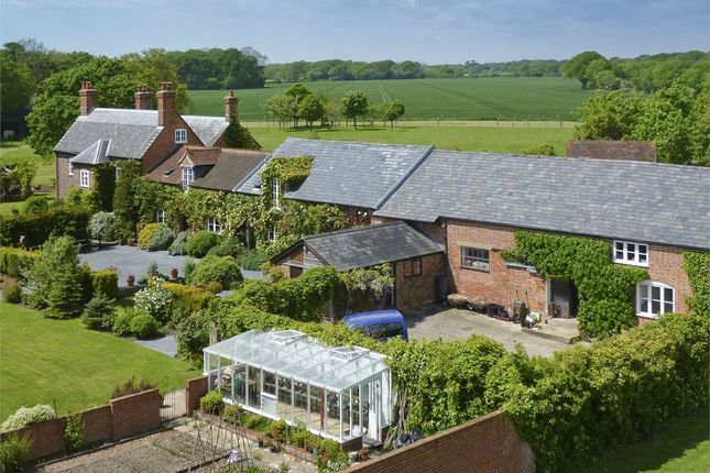 Thumbnail Detached house for sale in Exbury, Exbury