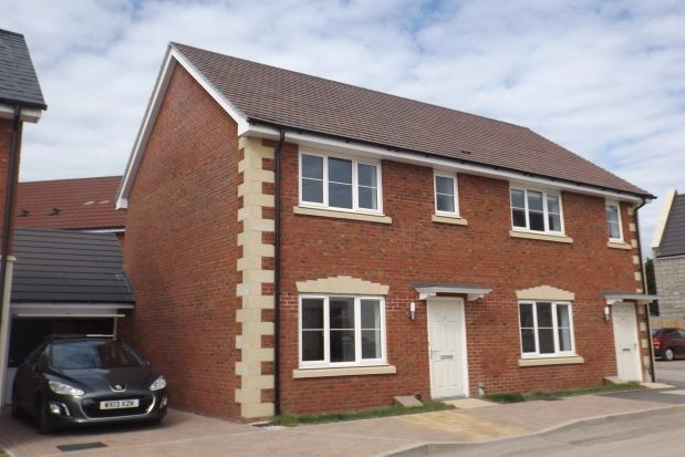 Thumbnail Flat to rent in Wand Road, Wells