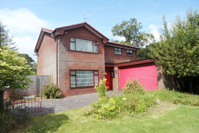 Thumbnail Detached house for sale in Beauty Bank, Darnhall, Winsford