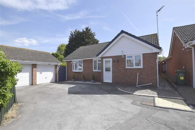 Thumbnail Detached bungalow to rent in Lenham Way, Basildon, Essex