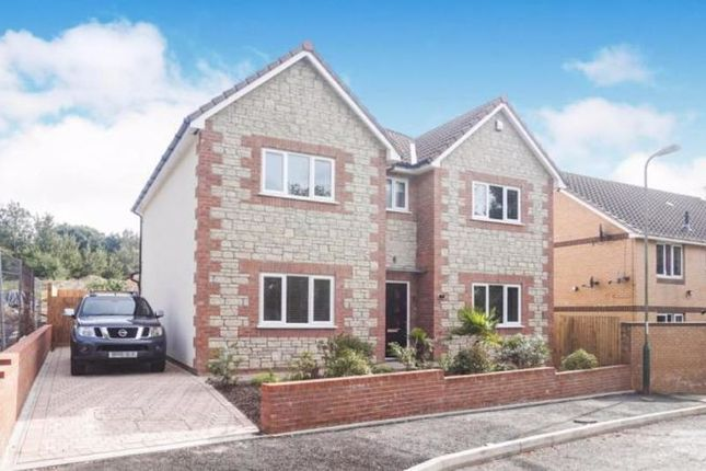 Thumbnail Detached house for sale in The Rise, Fairview, Blackwood