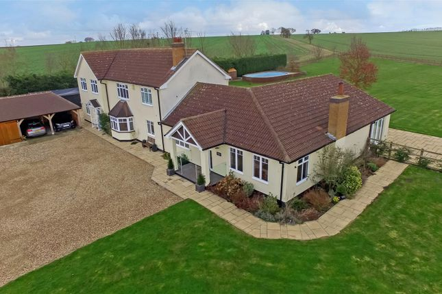 Thumbnail Property for sale in Offord Cluny, St. Neots