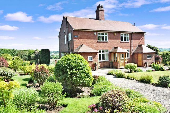 Thumbnail Detached house for sale in Wentbridge Lane, Thorpe Audlin, Pontefract