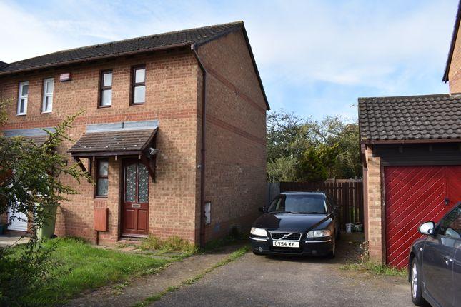 1 bed end terrace house to rent in Wynyard Court, Milton Keynes MK6