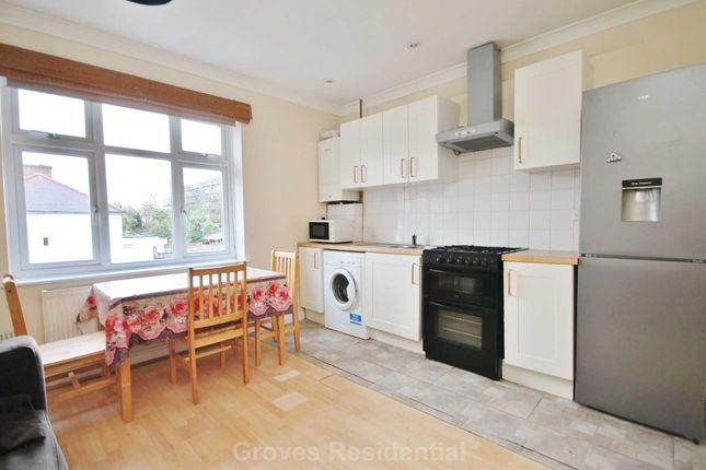 Thumbnail Flat to rent in Burlington Road, New Malden