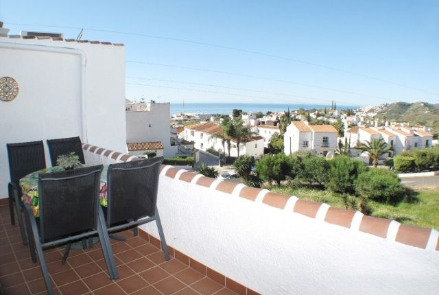 Upperterrace of Spain, Málaga, Nerja, Frigiliana Road, La Noria