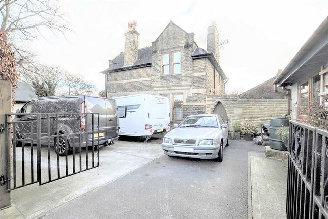 Thumbnail Detached house for sale in Park Street, Wombwell, Barnsley