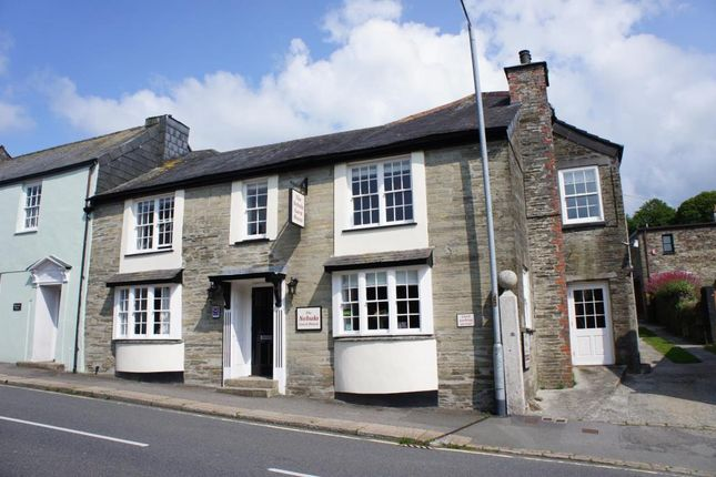 Thumbnail Commercial property for sale in Higher Lux Street, Liskeard, Cornwall