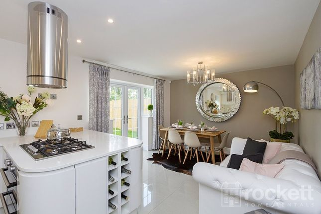 Thumbnail Detached house to rent in Turnberry Drive, Trentham, Stoke-On-Trent