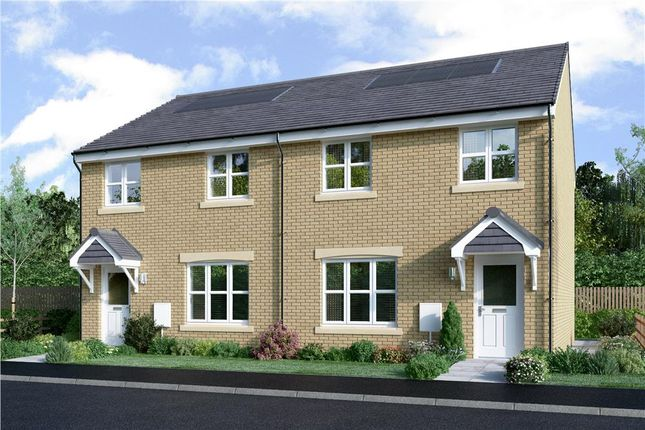 "Thumbnail Mews house for sale in ""Meldrum Mid"" at Auchinleck Road, Robroyston, Glasgow"