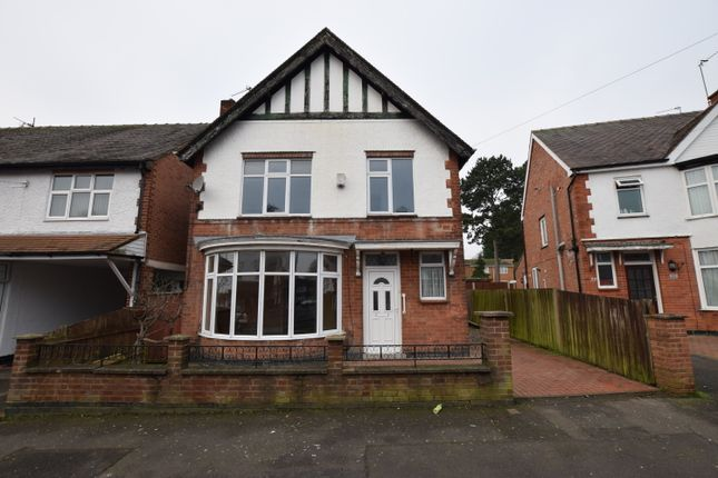 Thumbnail Detached house to rent in Grange Avenue, Normanton, Derby