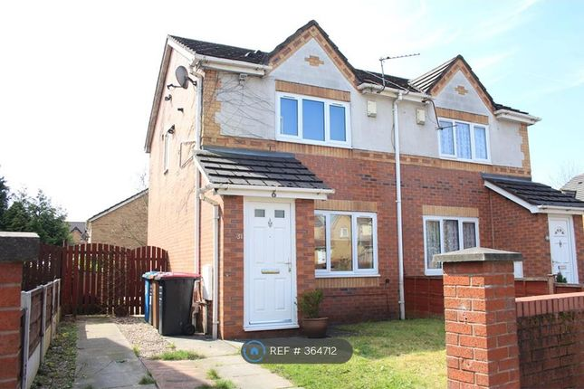 Thumbnail Semi-detached house to rent in Whimberry Close, Salford