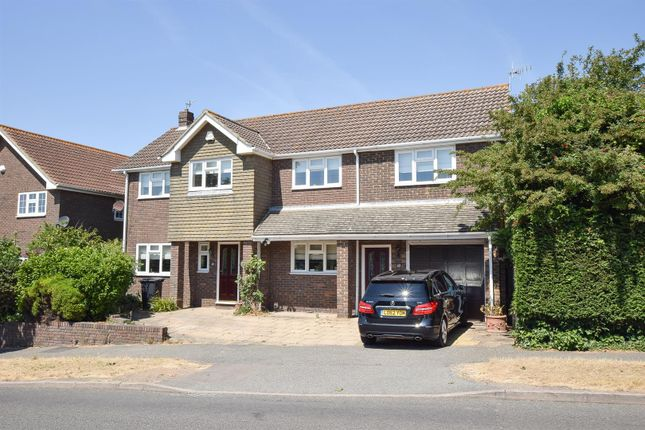 Thumbnail Detached house for sale in Filsham Road, St. Leonards-On-Sea