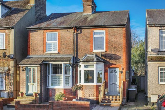 Thumbnail Semi-detached house for sale in Alexandra Road, Kings Langley