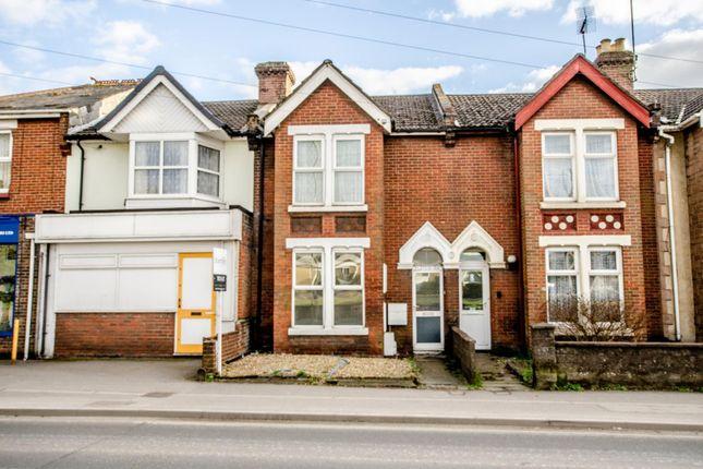 Thumbnail Flat to rent in Bishopstoke Road, Fair Oak, Eastleigh