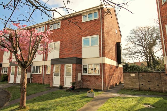 Thumbnail Maisonette to rent in Maltings Close, Halesworth