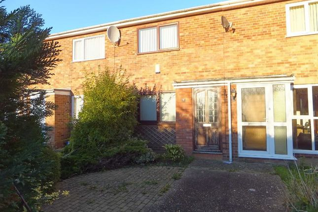 Thumbnail Terraced house to rent in Mill View Court, Wragby, Market Rasen