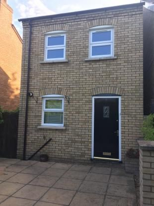 Thumbnail Detached house to rent in Chapel Fields, Biggleswade, Bedfordshire