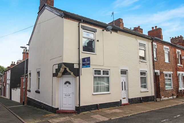 Thumbnail Terraced house to rent in Westland Street, Hartshill, Stoke-On-Trent