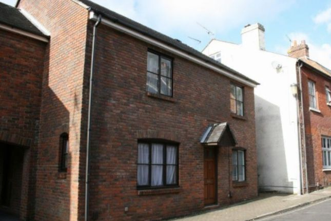 Thumbnail Terraced house to rent in St. Johns Street, Winchester