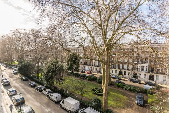 Thumbnail Flat for sale in Montagu Square, Marylebone