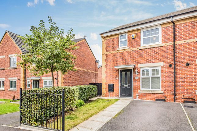 Thumbnail Semi-detached house for sale in Norway Maple Avenue, Blackley, Manchester, Greater Manchester