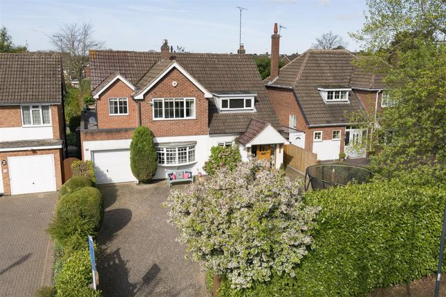 Thumbnail Detached house for sale in Malthouse Lane, Kenilworth