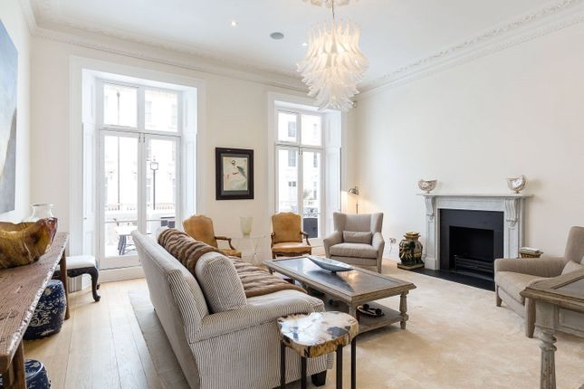 Thumbnail Terraced house for sale in Belgrave Road, Pimlico
