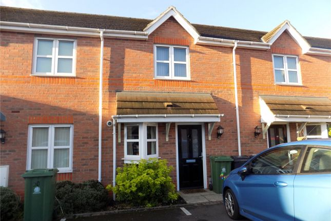 Thumbnail Terraced house for sale in Bourne Drive, Langley Mill, Nottingham, Derbyshire