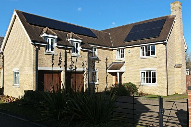 Thumbnail Detached house for sale in Wether Road, Great Cambourne, Cambourne, Cambridge